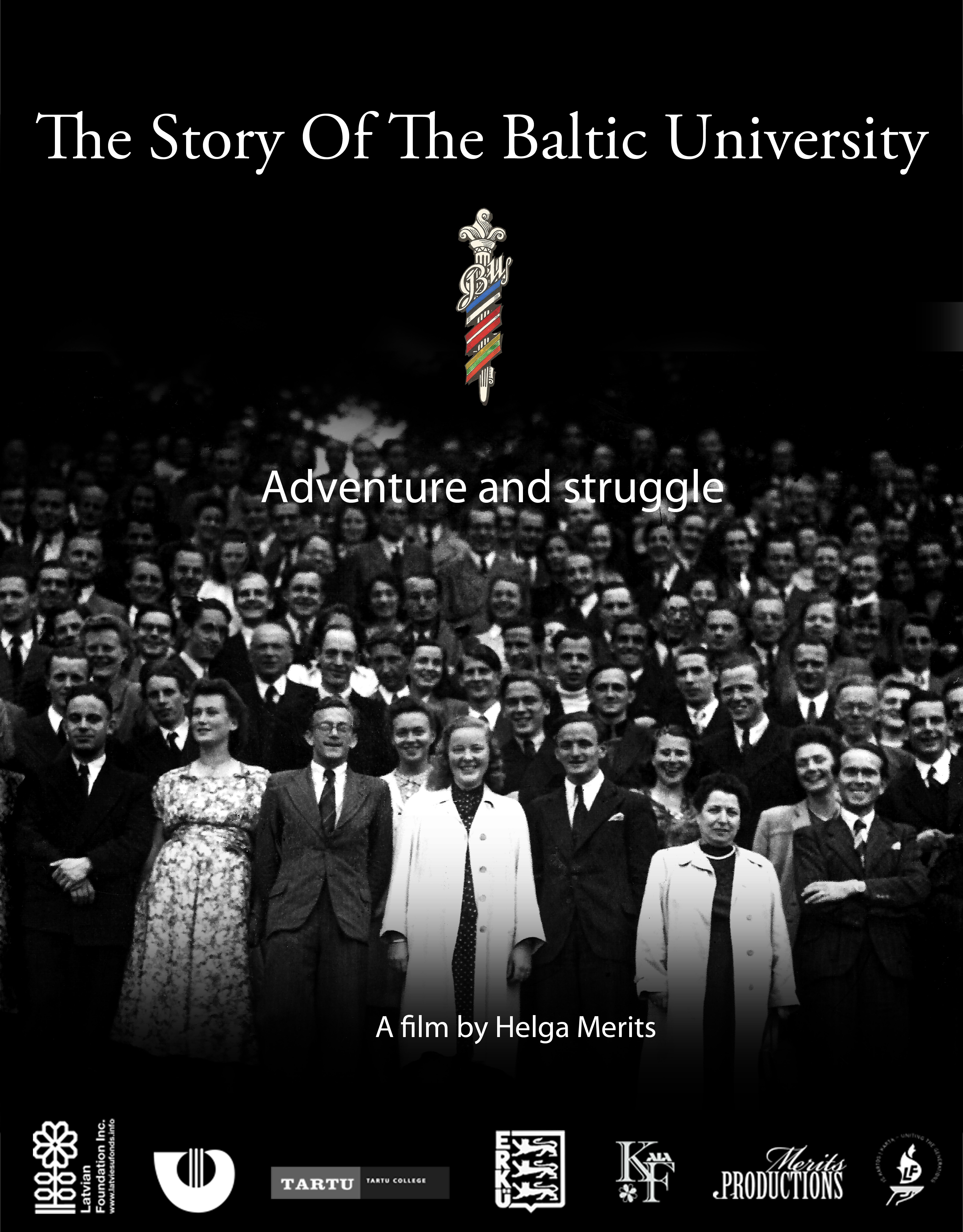 Affiche The Story Of The Baltid University