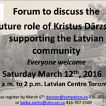 Kristus Darzs Community Forum