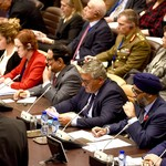 Minister Sajjan at NATO Defence Ministers Meeting
