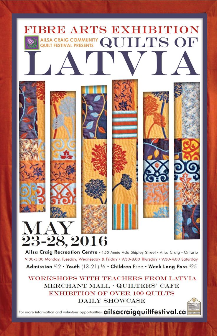 Quilts of Latvia